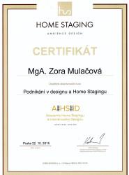 certifikat-zora-mulacova-podnikani-homestagingu