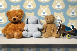 Dětské pokoje restyling